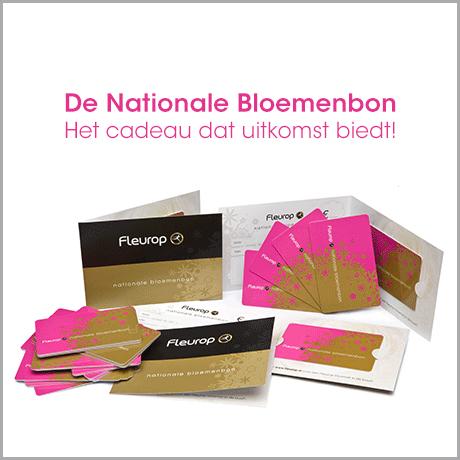 Fleurop_bon | Floral Design Rosmalen